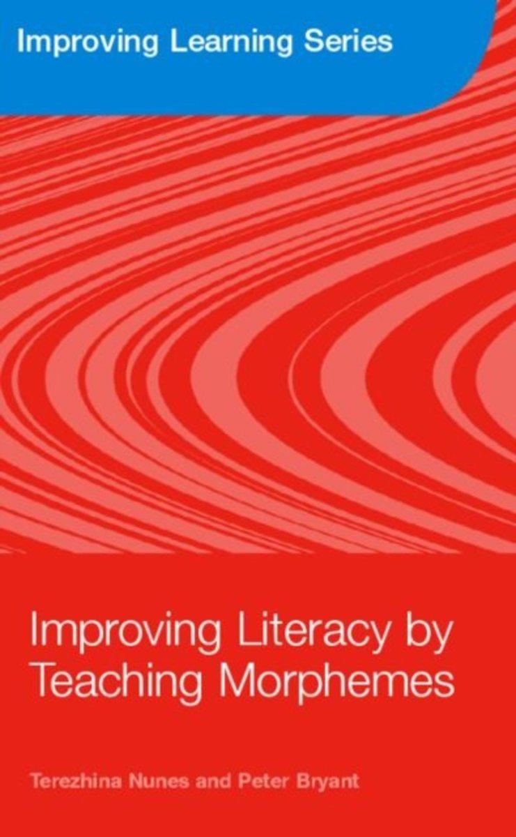 bol.com | Improving Literacy by Teaching Morphemes | 9780415383134 |  Terezinha Nunes | Boeken