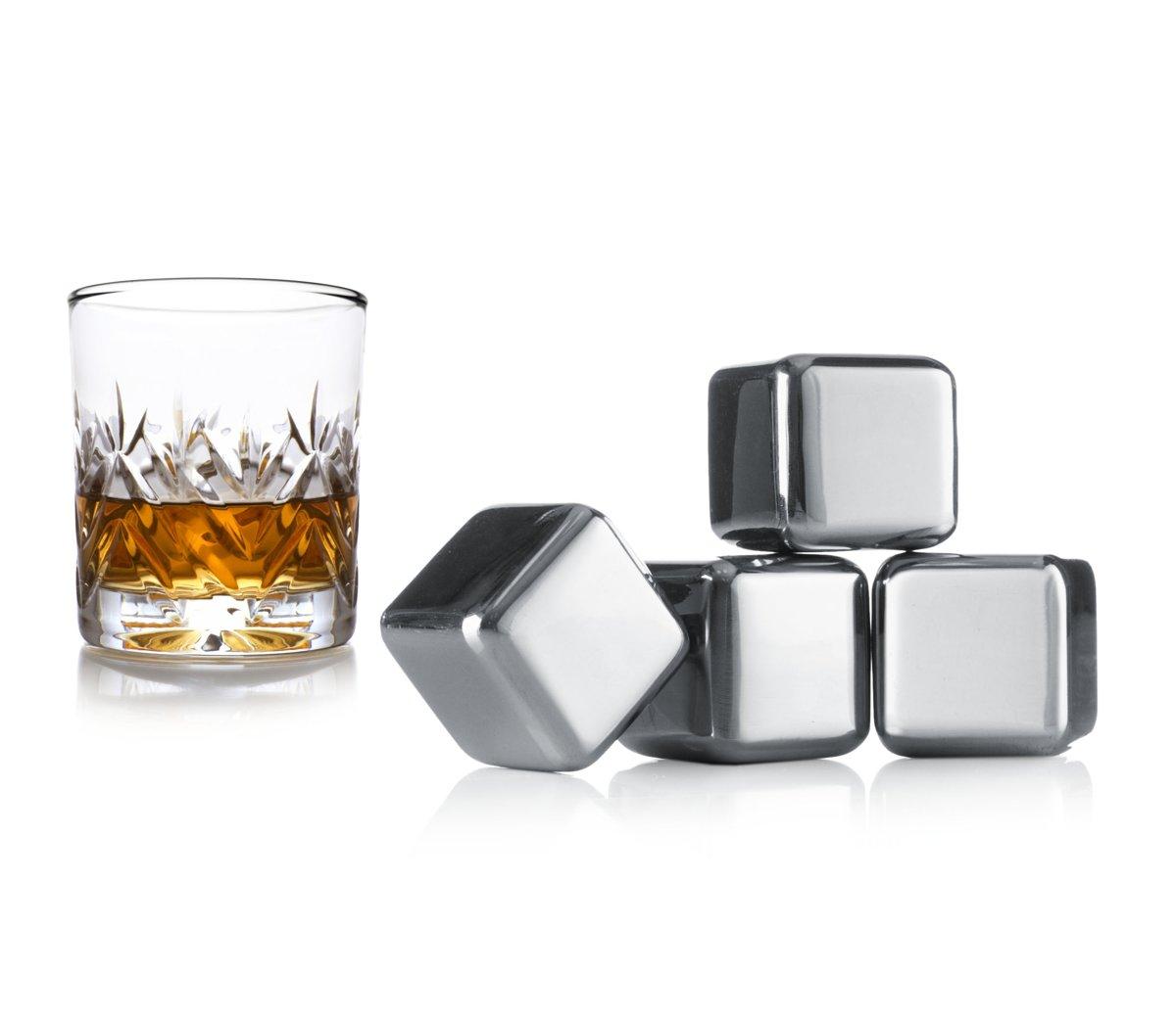 Vacu Vin Whiskey Stones - 4 stuks kopen