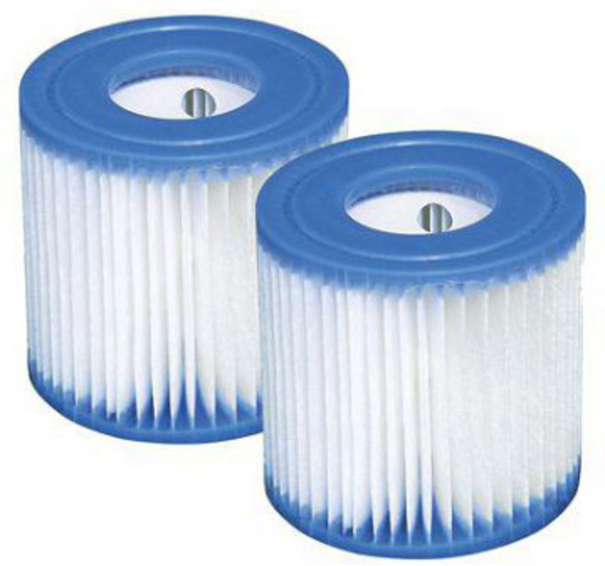 Intex Zwembad Filtercartridge Type H - 29007 -  2 stuks