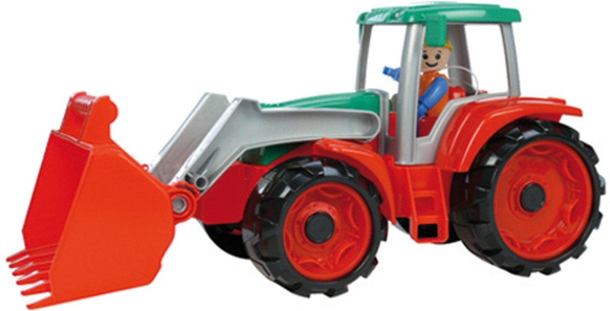 Tractor Lena Met Frontlader 34Cm