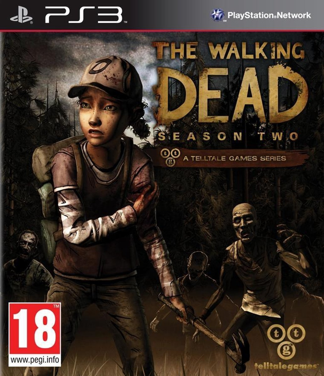 The Walking Dead Season 2  PS3 kopen