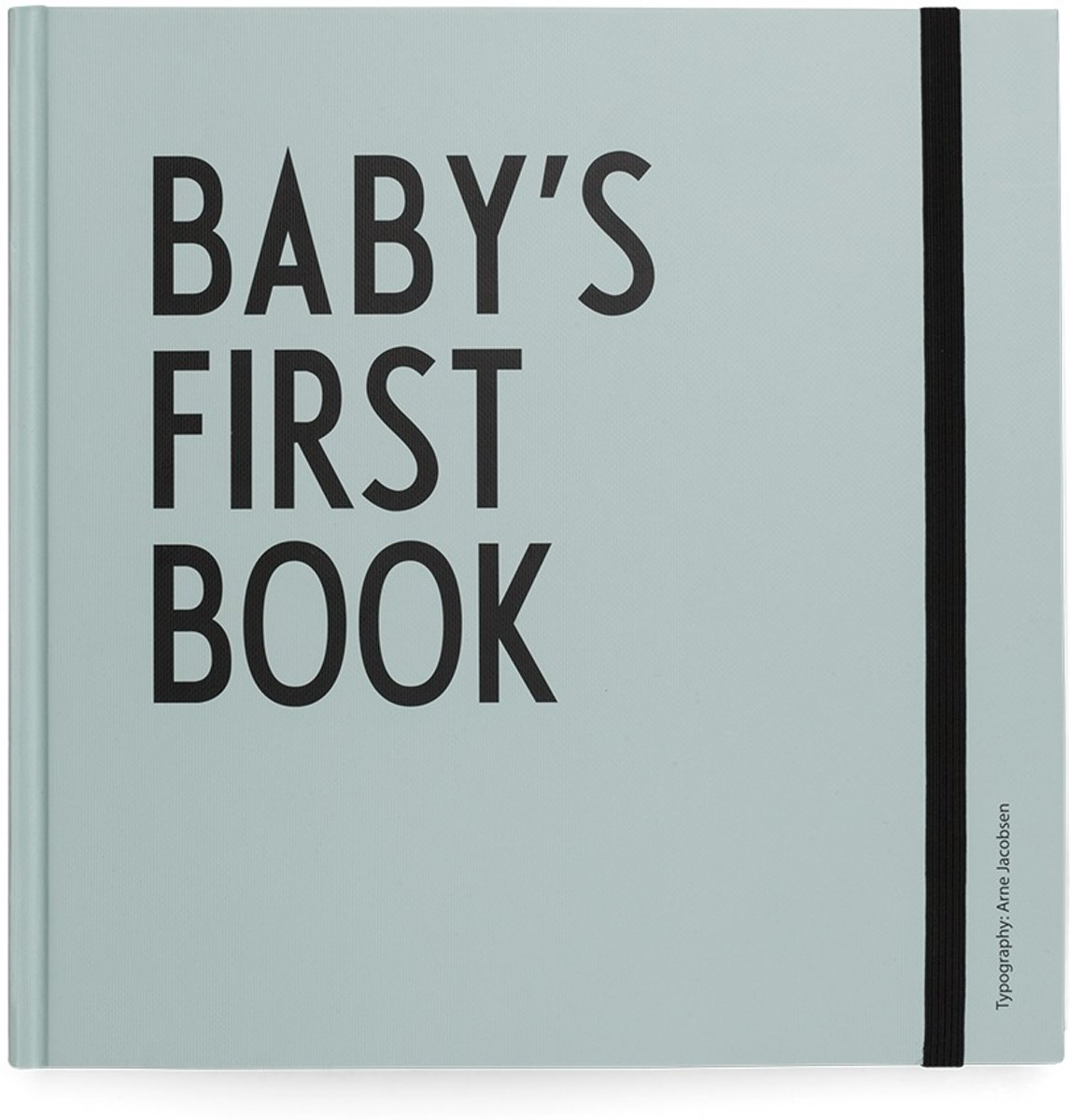 Design Letters Baby's first book mint kopen