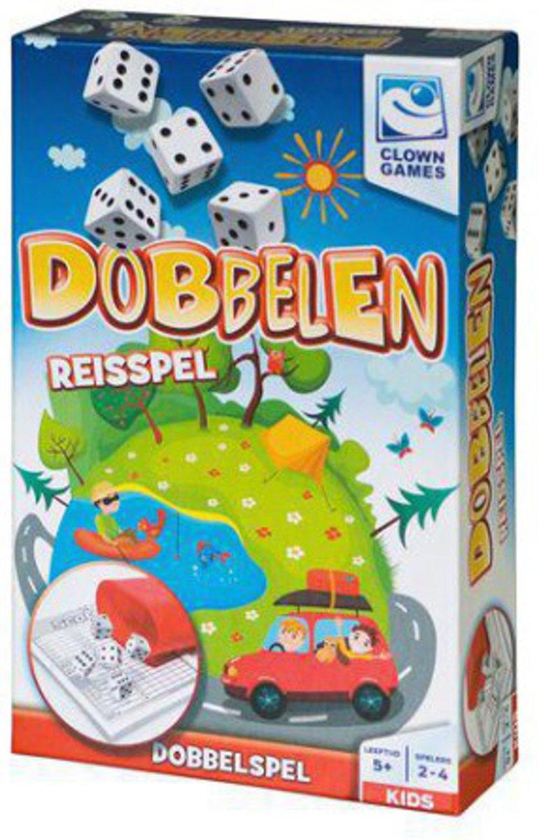 Clown Games Dobbelen - Reisspel kopen
