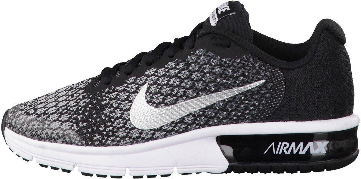 newest 2adc4 c4554 bol.com  Nike Jongens Sneakers Air Max Sequent 2 Kids - Zwar