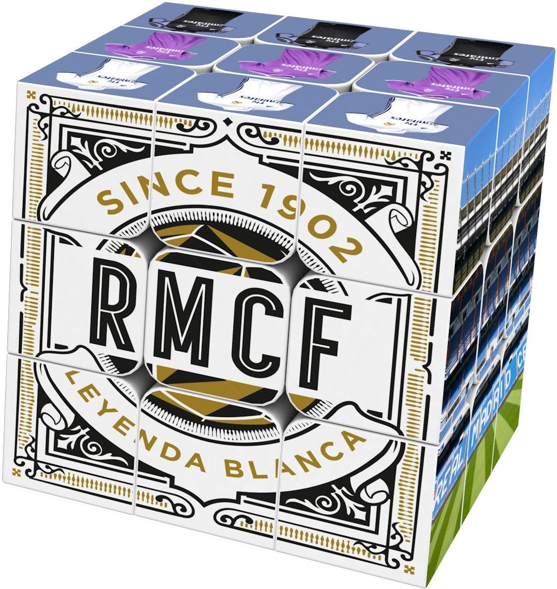Real Madrid Rubik Cube