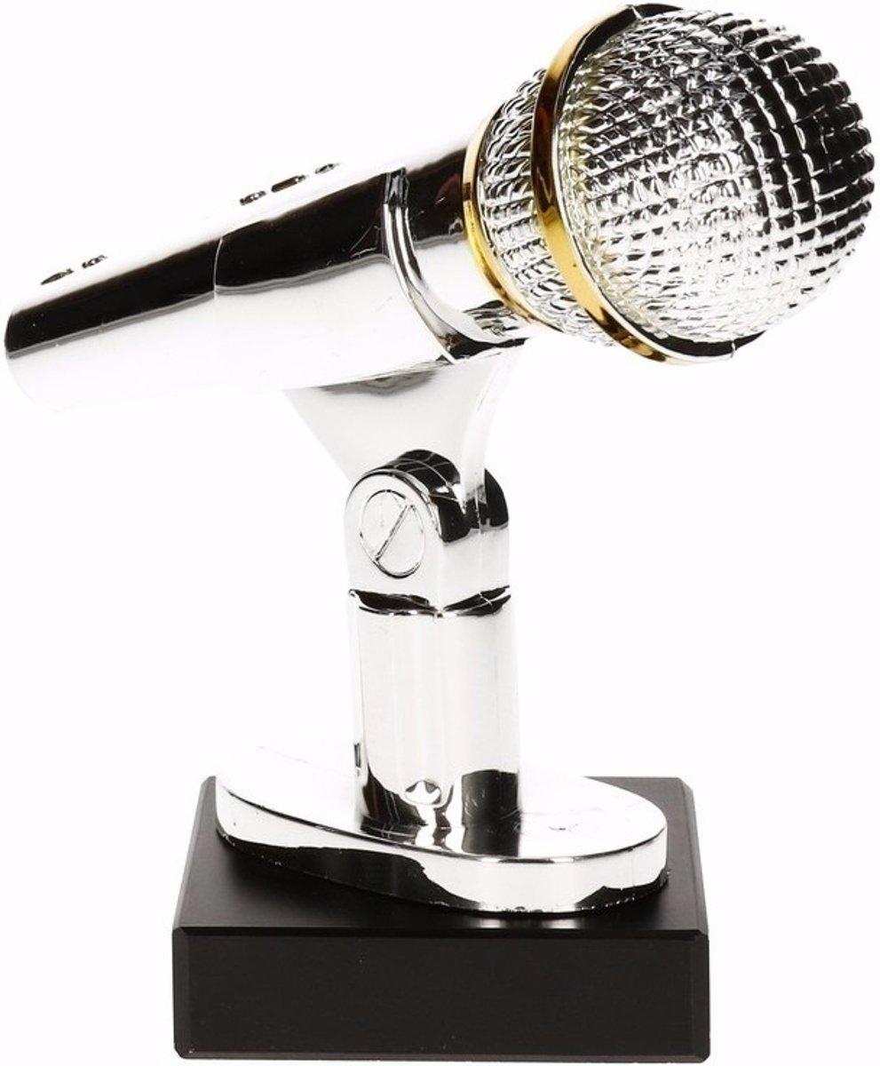 Gouden strot award 15 cm