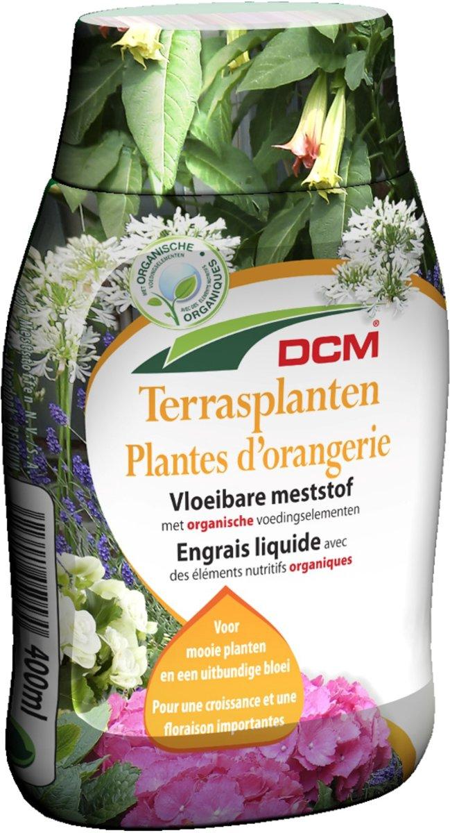 Vloeibare Meststof Terrasplanten & Meditterane planten 0,4 ltr