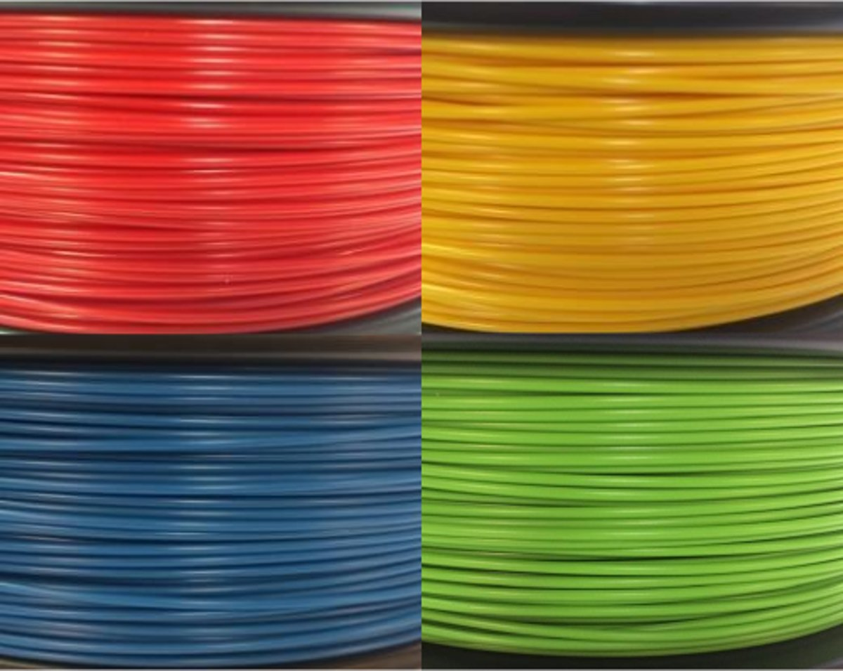 Bits2Atoms PLA Color Value Pack 1,75mm / 4 x 750 gram