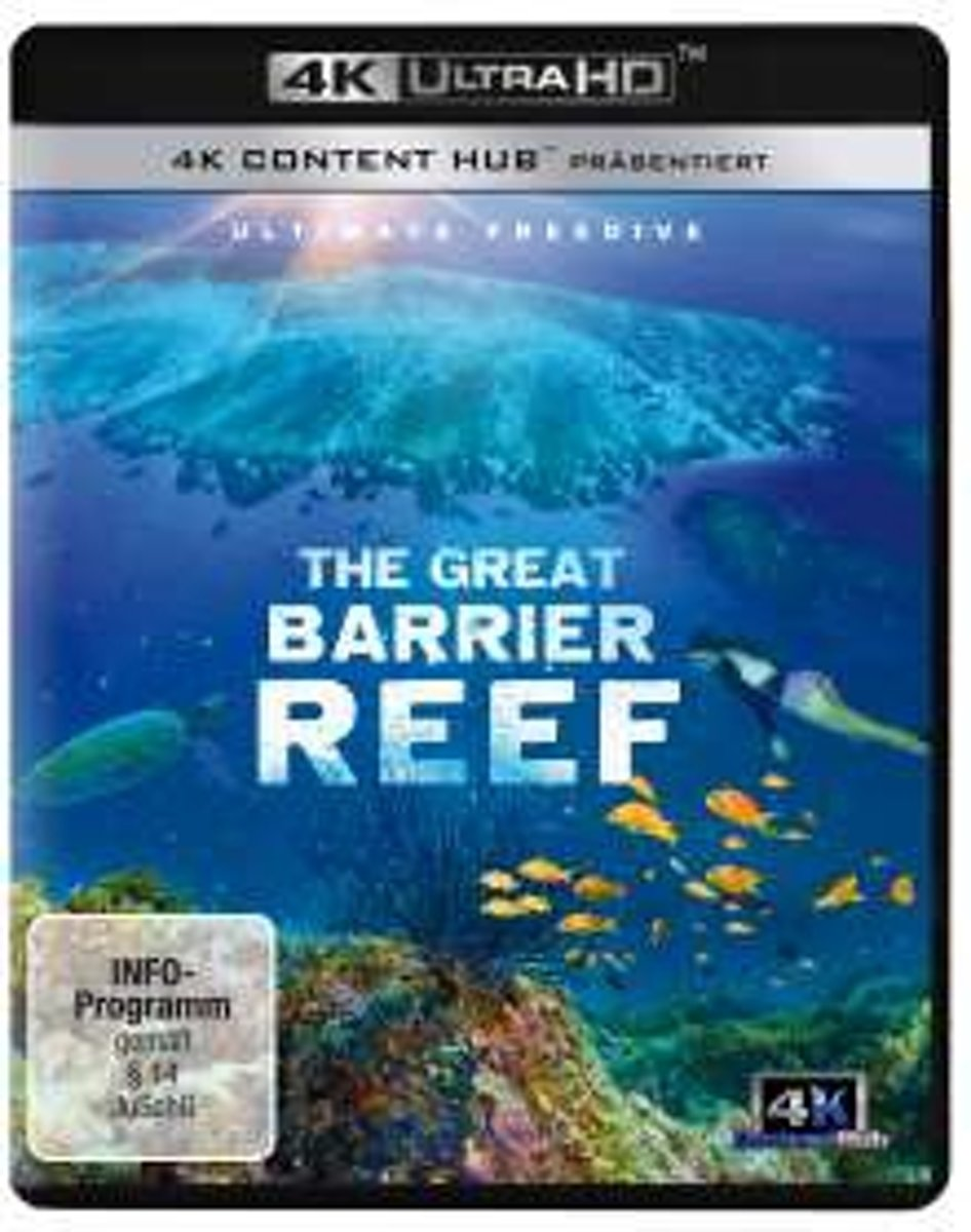 The Great Barrier Reef-