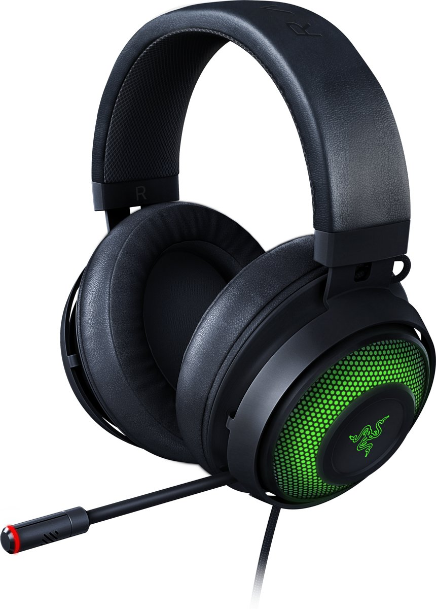 Razer Kraken Ultimate Surround Gaming Headset - Zwart kopen