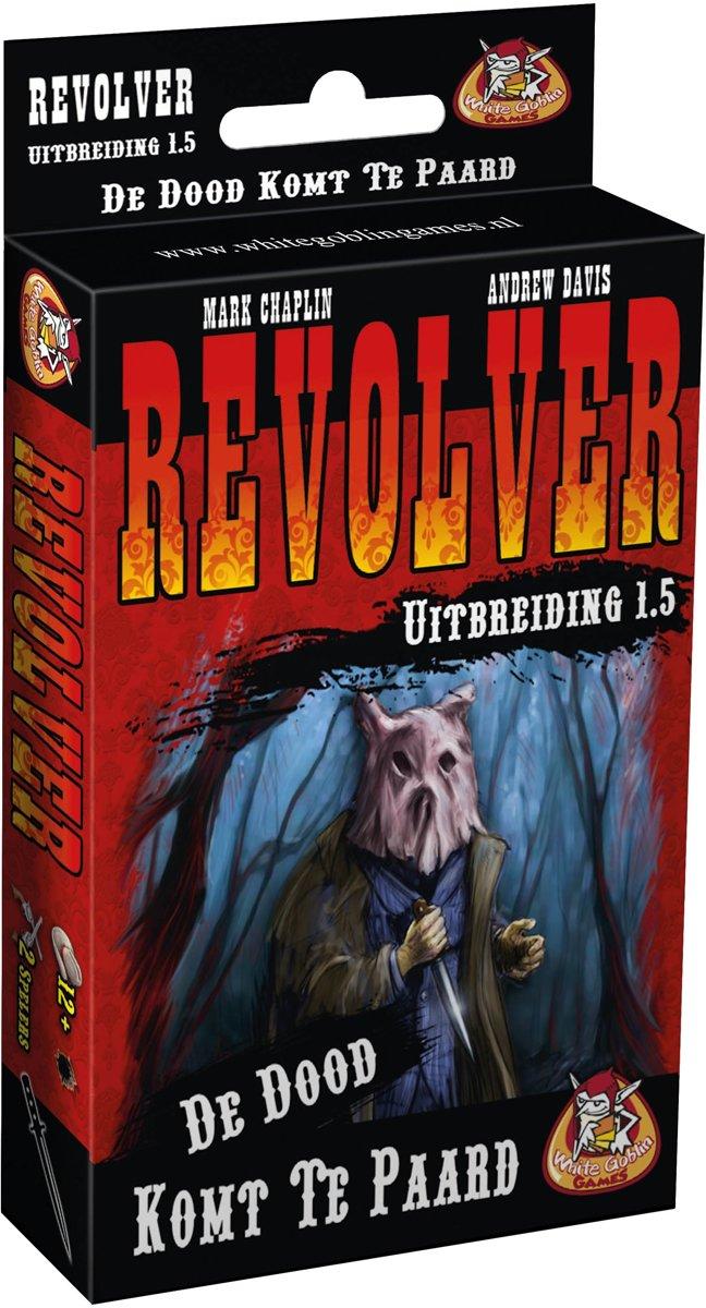 Revolver expansion 1.5: Death Rides a Horse - Engels kopen