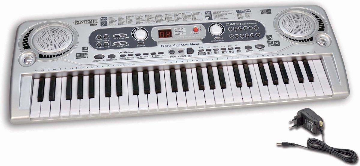 Bontempi 16 5415 Speelgoedmuziekinstrument Piano muziekspeelgoed kopen