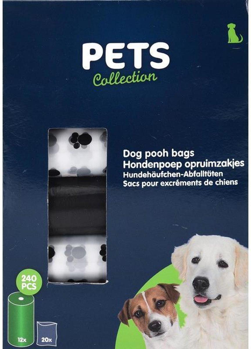 Hondenpoep opruimzakjes, 240 stuks kopen
