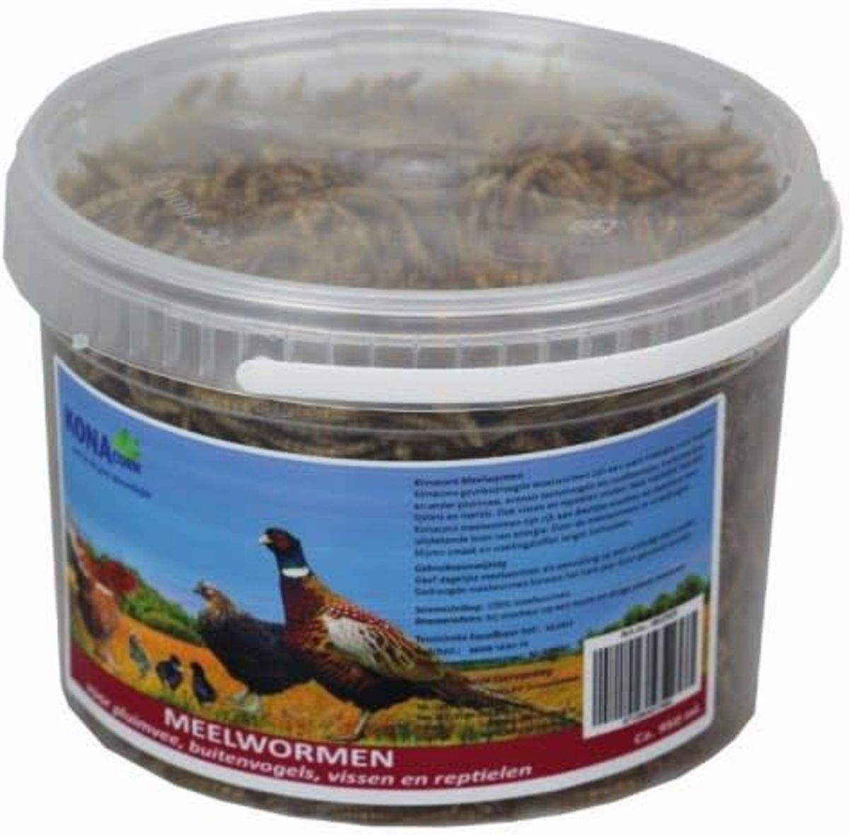 Meelwormen 950 ML