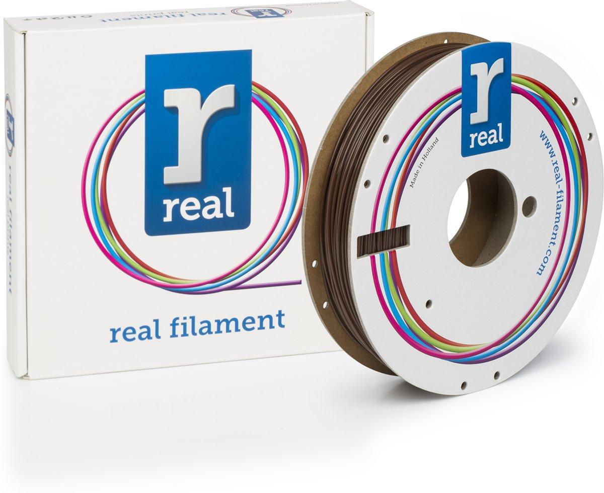REAL Filament PLA bruin 1.75mm (500g)