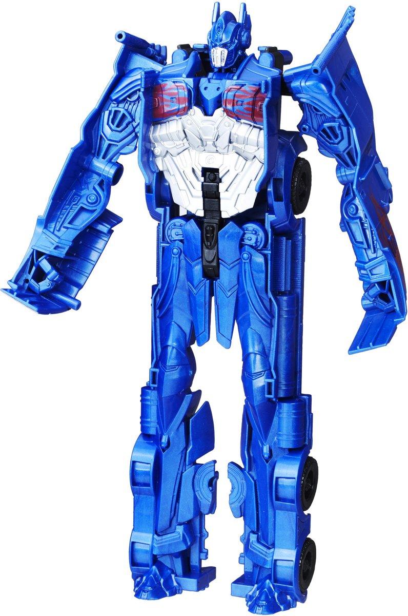 Transformers 4-Step Titan Changer Optimus Prime - 20 cm - Robot kopen