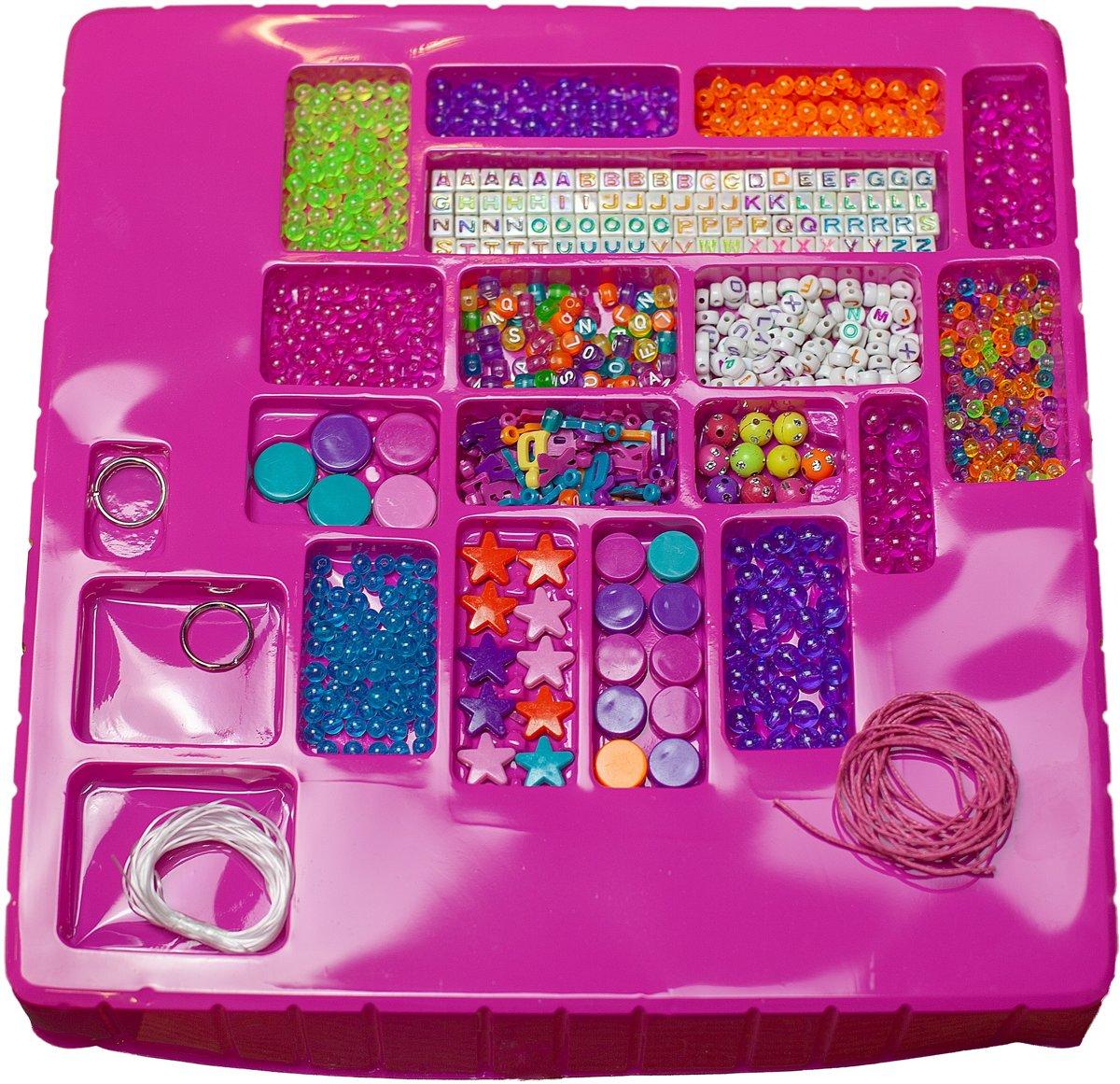 Kraaltjes Voor Kinderen Armbanden Ketting Maken Voor Meisjes Letter Alfabetkralen kopen