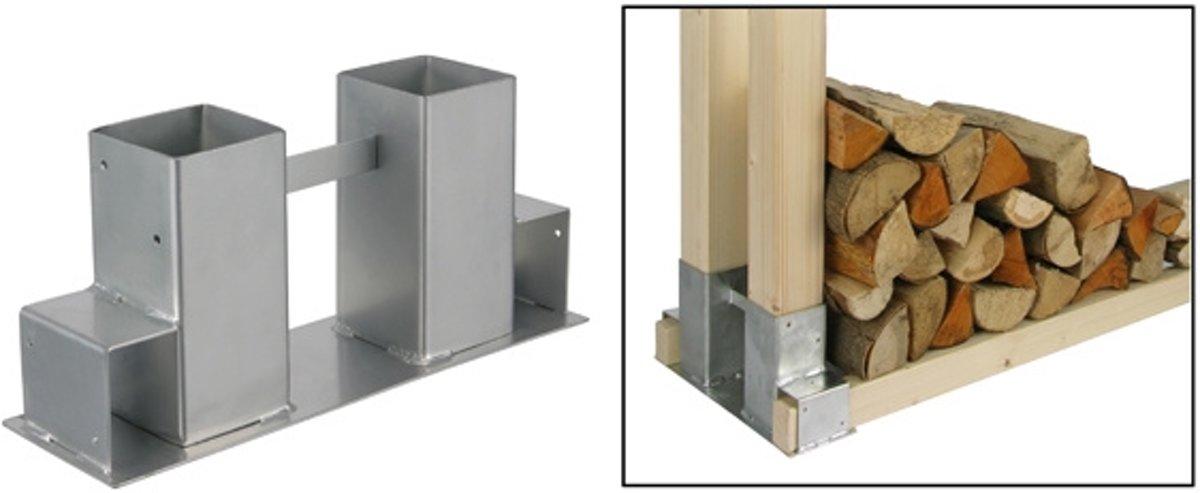Haushalt 60212 - Stapelhulp voor houtopslag kopen