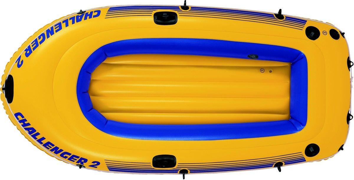 Opblaasboot met rugleuning stuur kinderauto 67 5 x 50 cm for Opblaasboot action