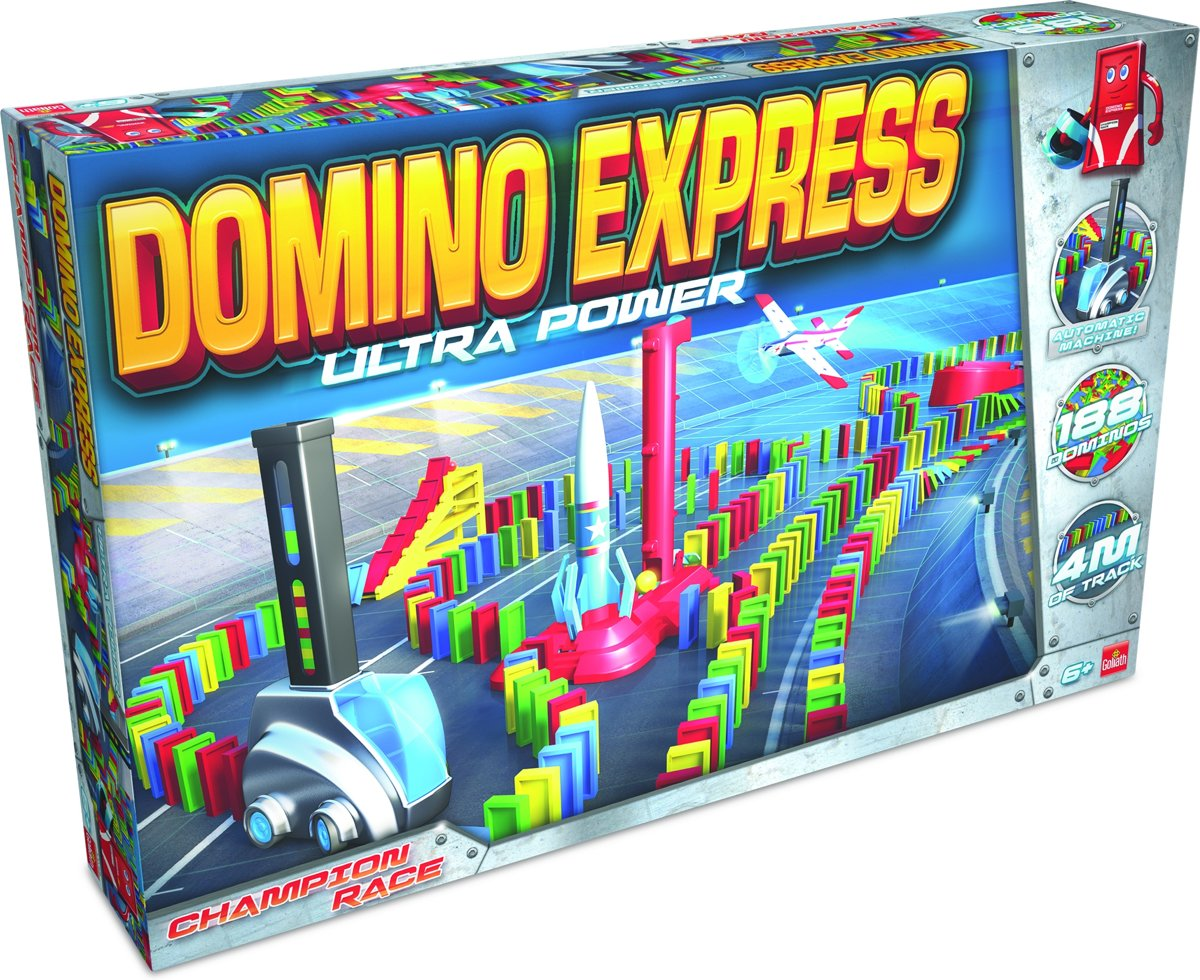 Domino Express - Ultra Power