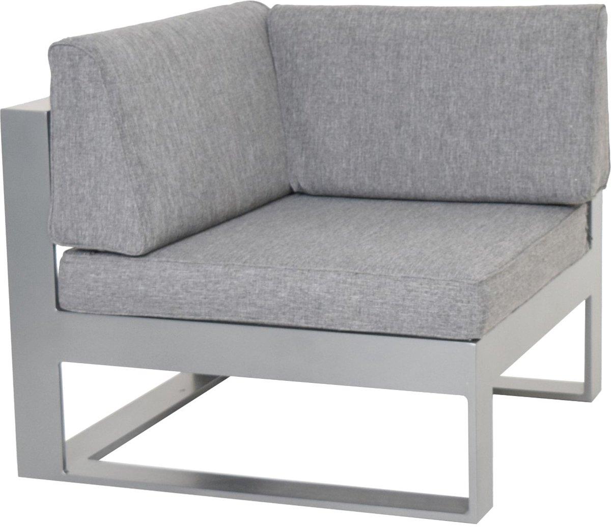 Stratos Lounge Small Corner Grey kopen
