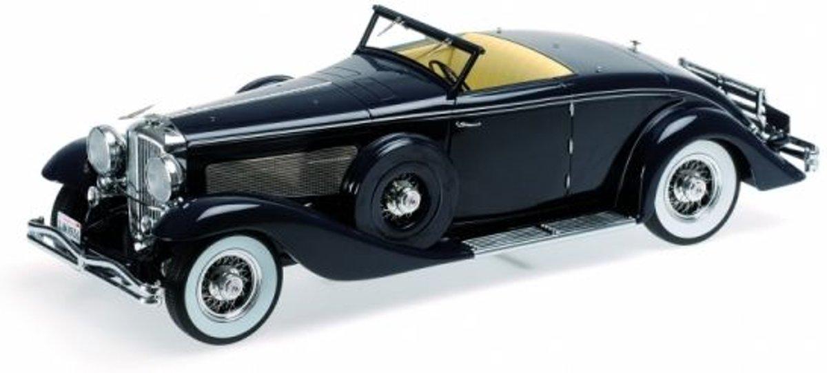 Duesenberg SJN (Supercharged) Convertible Coupé 1936 - 1:18 - Minichamps