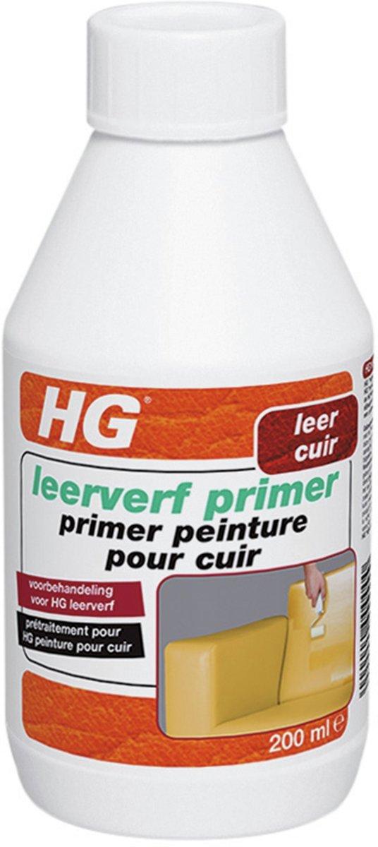 HG Leerverf Primer  - Onderhoud leer - 200 ml kopen