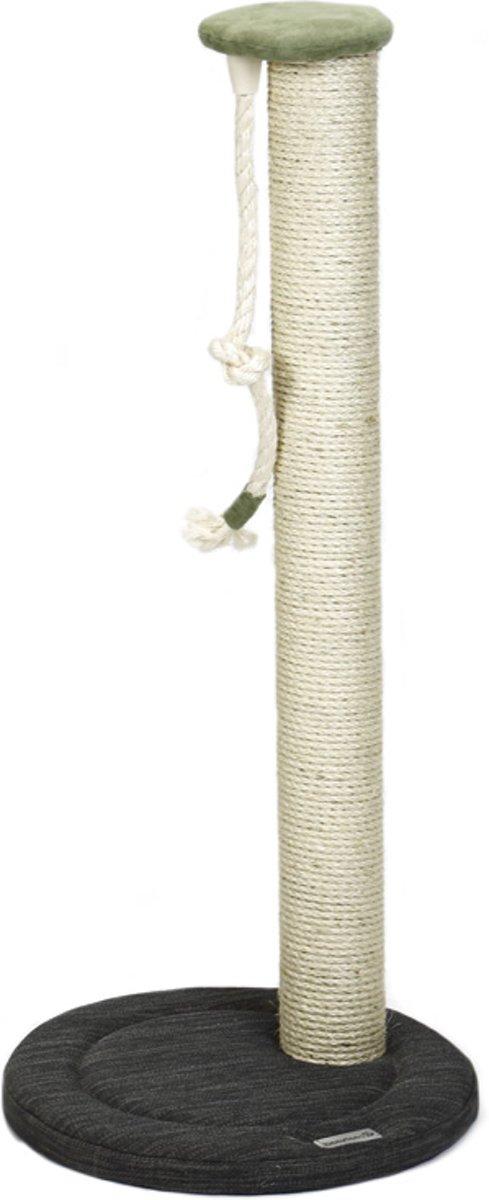 Beeztees Aldo - Krabpaal - Groen - 40 x 90 cm