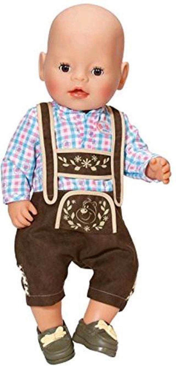 BABY born Lederhosen - Poppenkleertjes