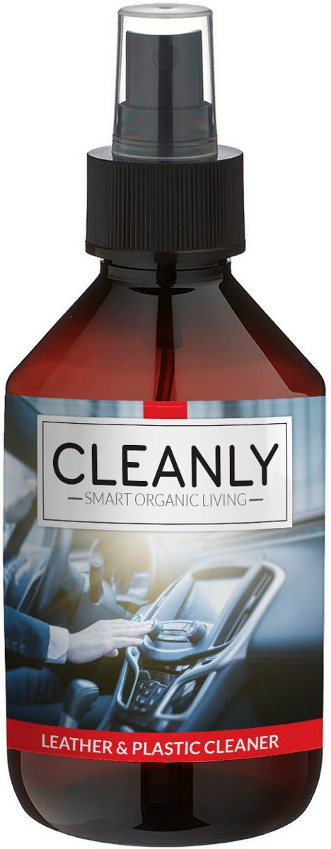 Cleanly Leather and Plastic Cleaner kopen