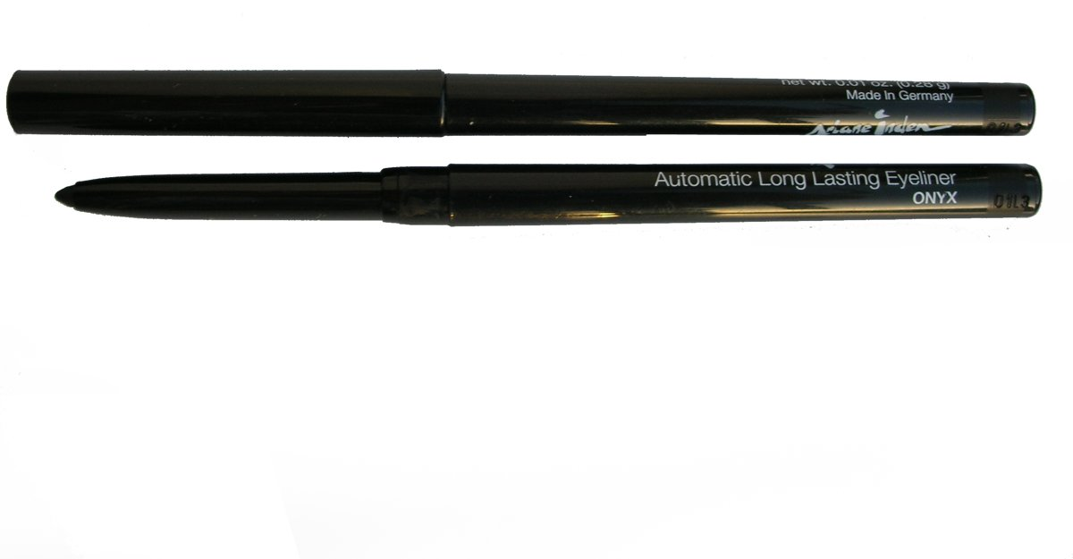 Foto van Ariane Inden Automatic Long Lasting Eyeliner Onyx - zwart - Oogpotlood