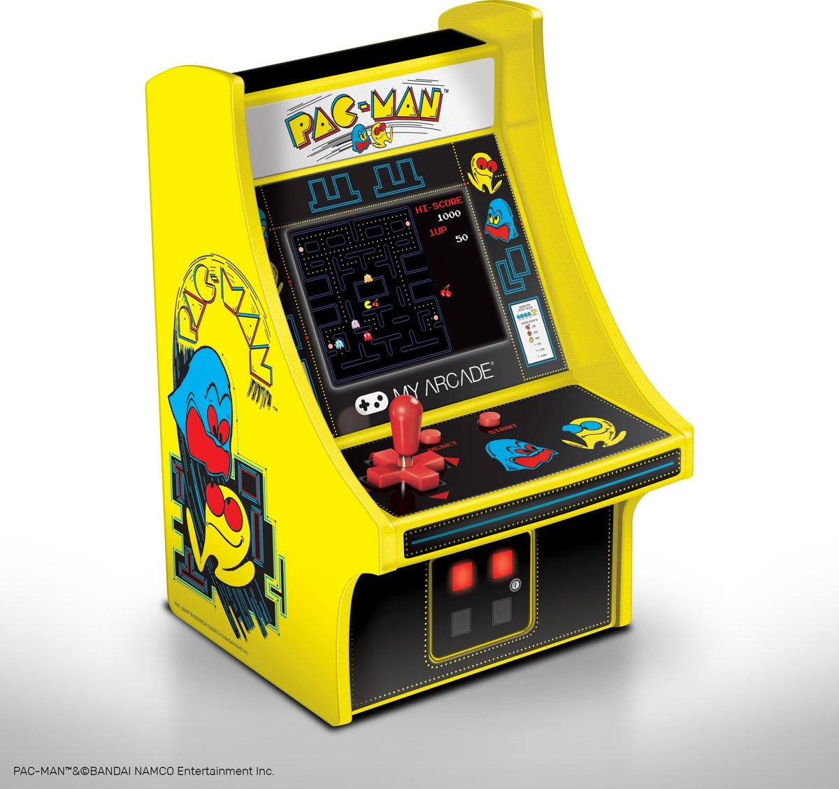 My Arcade Retro Mini Arcade Machine Pac Man