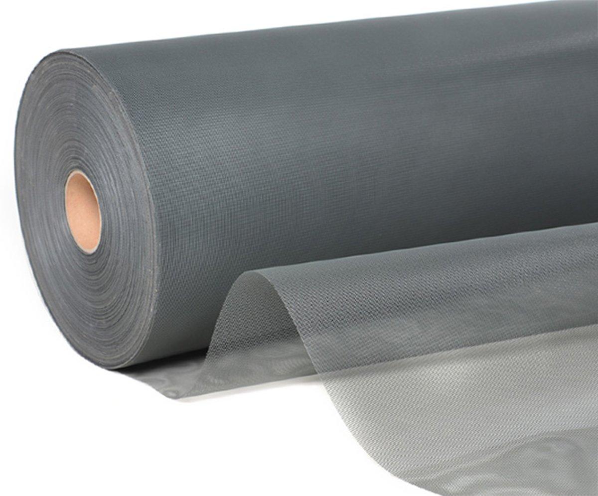 Rol Glasfiber Horgaas Grijs 140 cm breed / rol 30 meter kopen