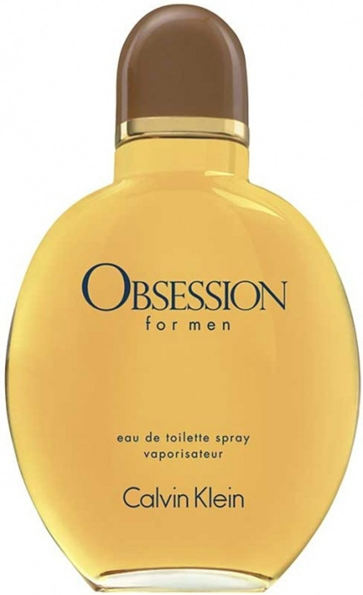 Calvin Klein Obsession For Men - 125 ml - Eau De Toilette thumbnail