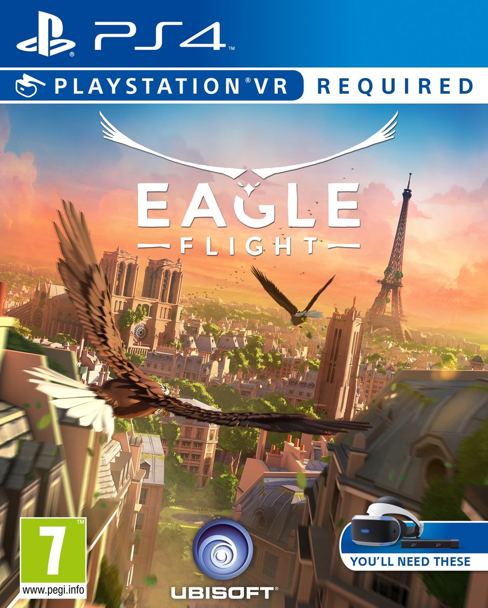 Eagle Flight VR PlayStation 4