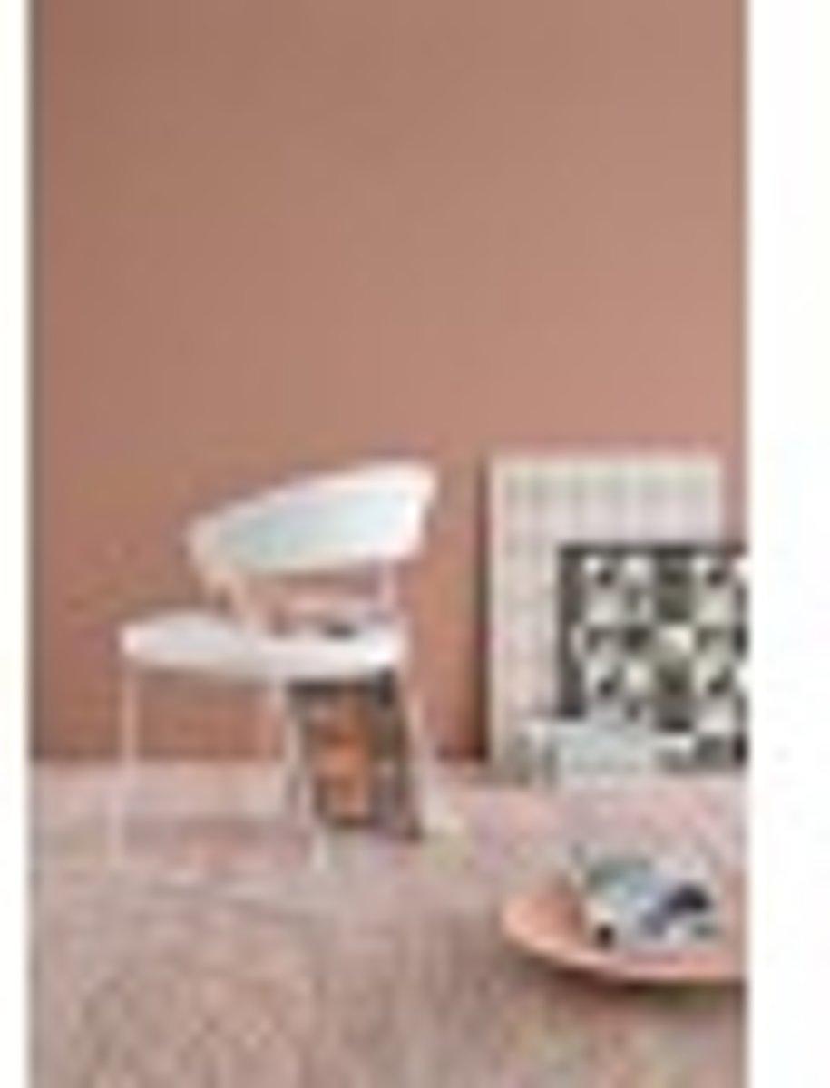 | New York stoel monochroom met slede