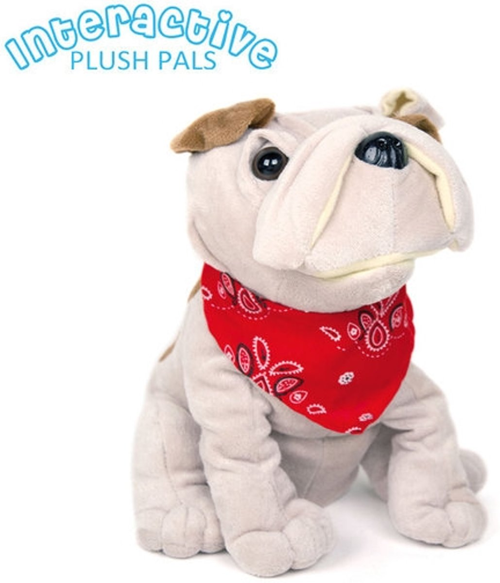 Interactive Plush Pals - Patch (dog)