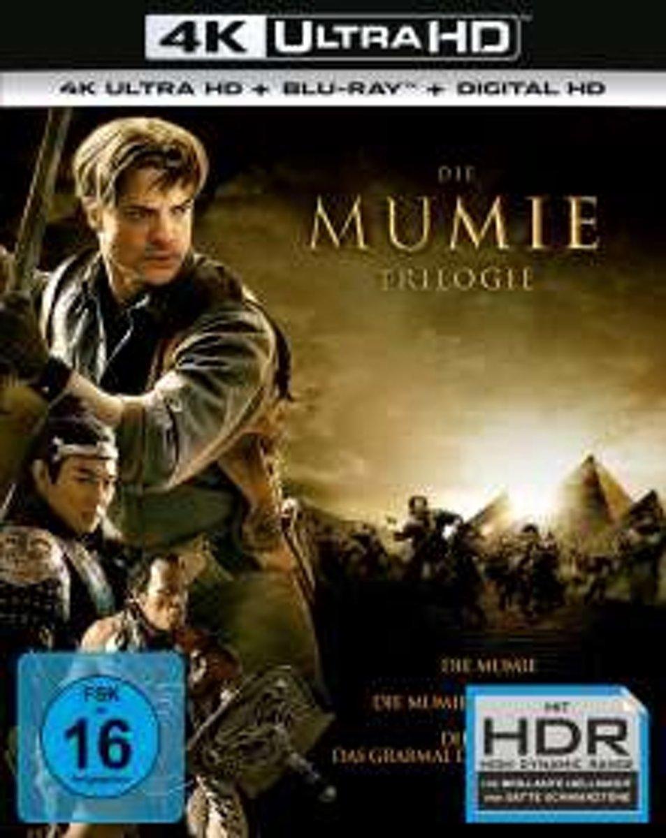 Die Mumie Trilogie (Ultra HD Blu-ray & Blu-ray)-