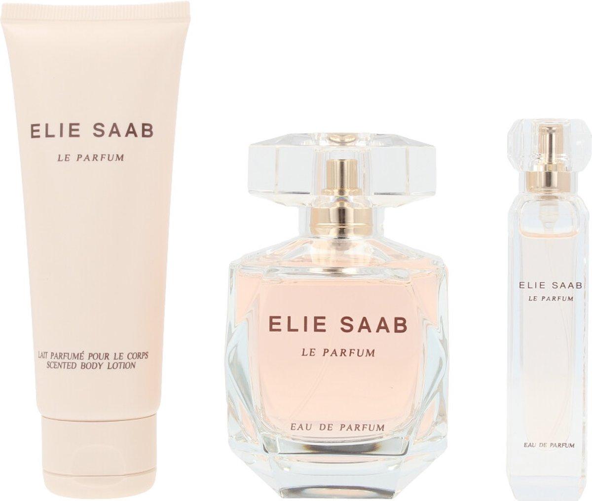Elie Saab Le Parfum 90 ml Edp + BL + 10ml Edp set