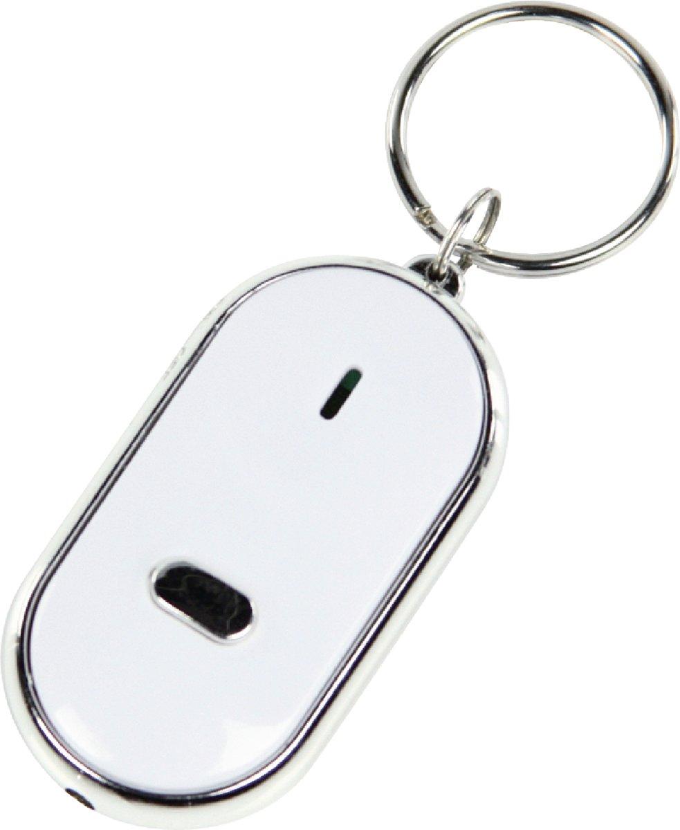 sleutelhanger die piept als je fluit