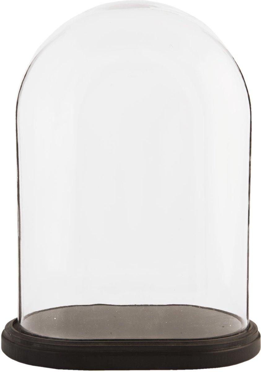 Clayre & Eef - glazen stolp 32 x 21 x 42 cm - 6GL1267 kopen