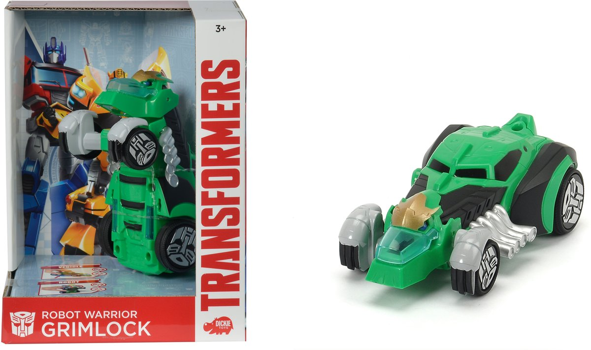 Dickie Transformers - Robot Warrior Grimlock kopen