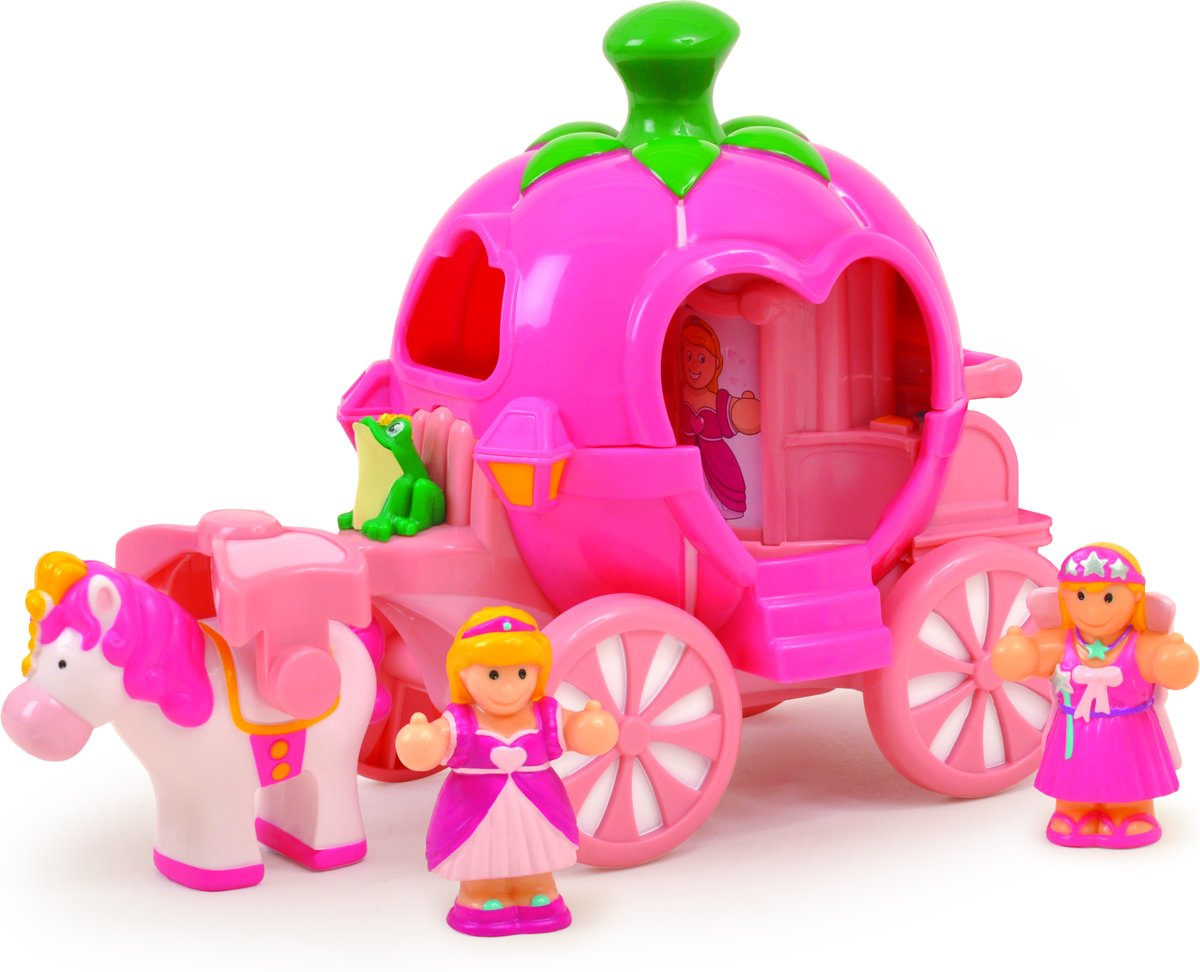 WOW Toys Pippa's Princess Carriage - Koets kopen
