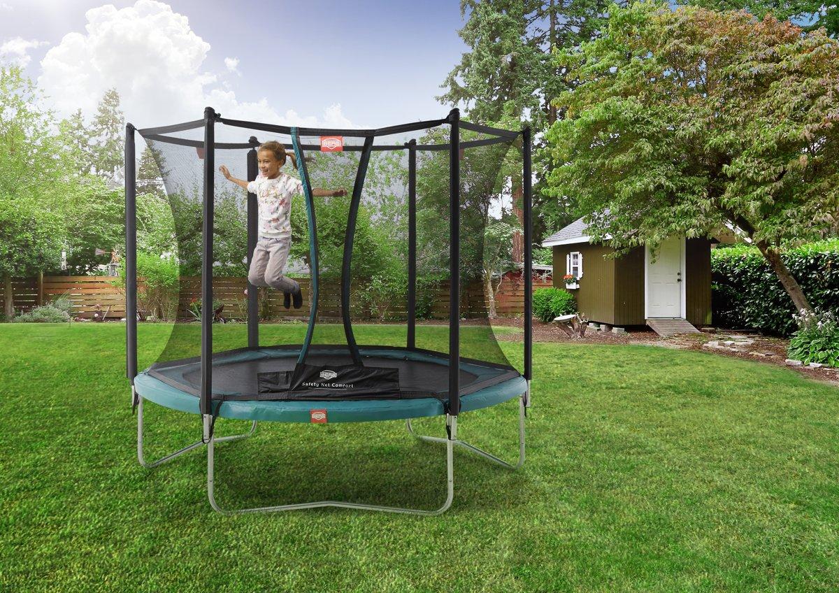 Trampoline Kleine Tuin : Bol berg talent trampoline cm inclusief