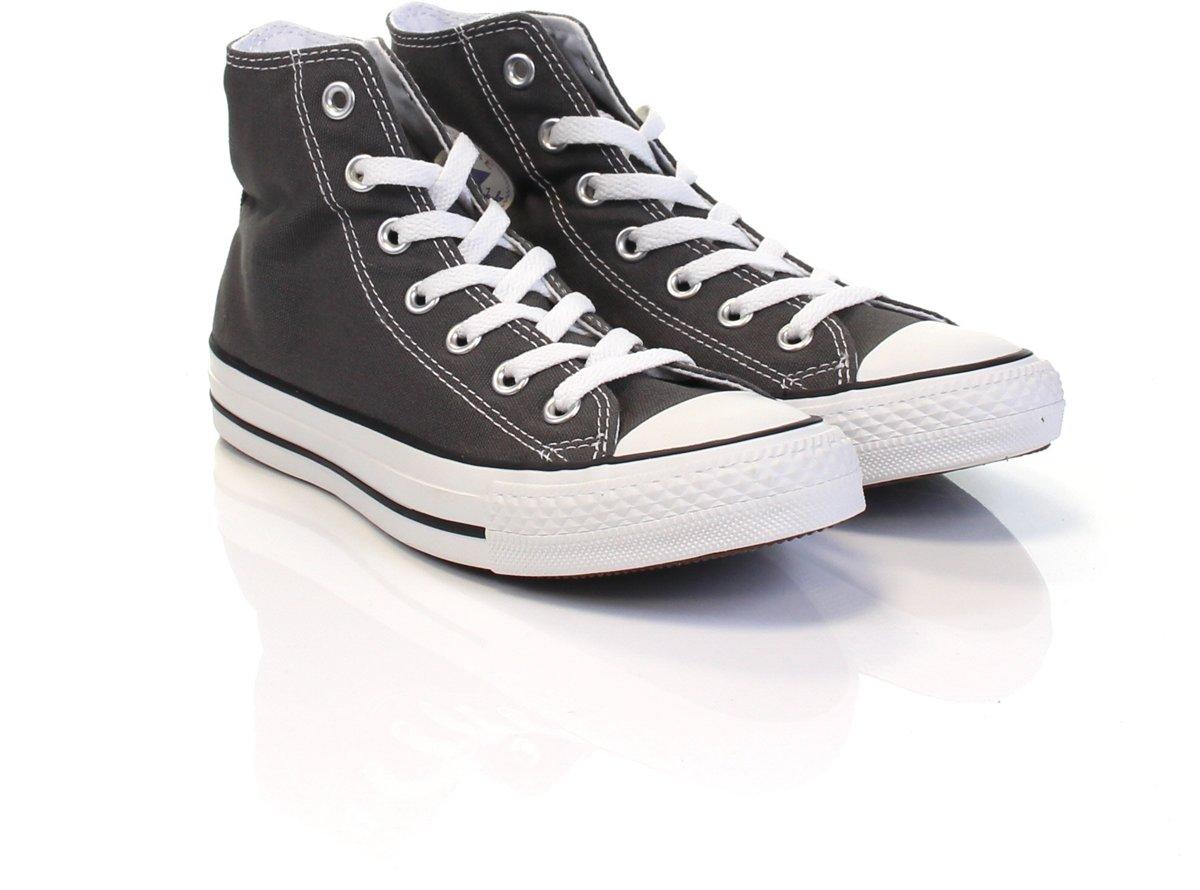 4fe83d37d8e bol.com | Converse Chuck Taylor All Star Sneakers Hoog Unisex - Charcoal -  Maat 42.5