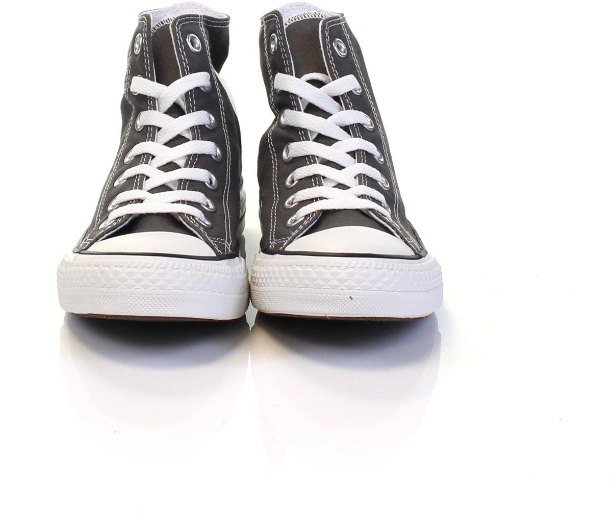 81429ec8974 bol.com | Converse Chuck Taylor All Star Sneakers Hoog Unisex - Charcoal -  Maat 42.5