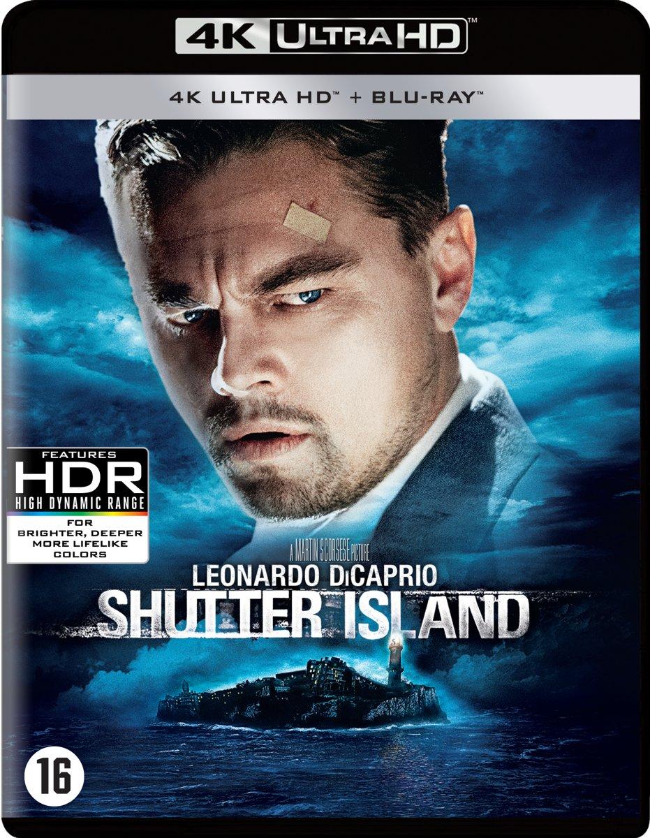 Shutter Island  (4K Ultra HD Blu-ray)-