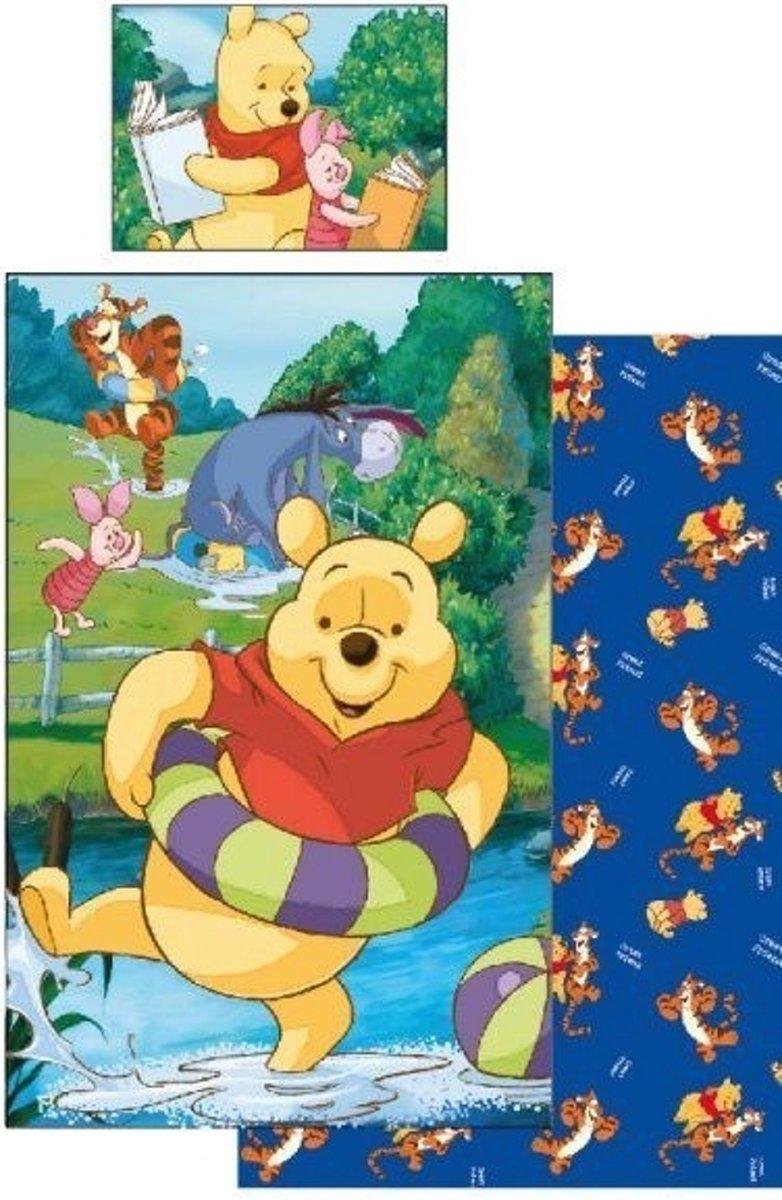 Winnie the Pooh Dekbedovertrek Peuter - 90x140 cm kopen