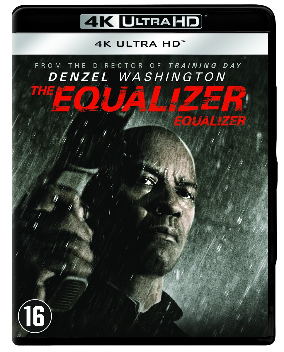 The Equalizer (4K Ultra HD Blu-ray)-