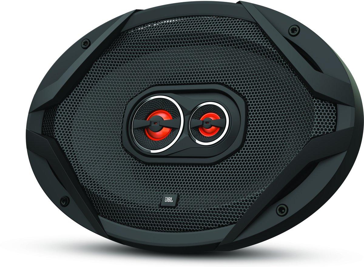 """JBL GX963 - 22,5 x 15 cm (9"""" x 6"""") 3-weg coaxiale speakers 210W piek - Zwart kopen"""